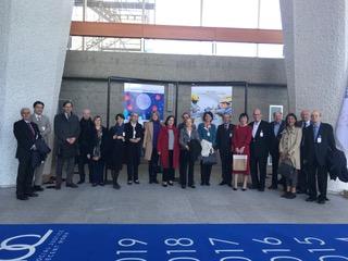 Le centenaire de l'Organisation Internationale du Travail - Le CAI visite le BIT